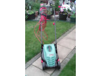 New boxed Rotak 32-12 lawnmower