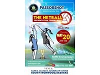 Netball Coaching and Tournament