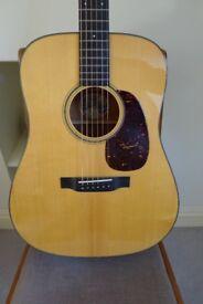 Collings D1A Acoustic Guitar