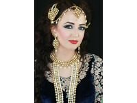 Special Offer £200 ONLY...Asian /Indian/Pakistani/bengali Bridal Hair and Makeup Artist
