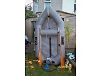 AVON INFLATABLE DINGHY 8 ft (aprox) BOAT TENDER