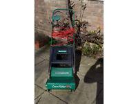 Qualcast Lawn rake Scarifier in Good Condition