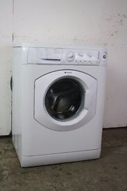 Hotpoint 6kg 1400 Spin Washing Machine Excellent Condition 6 Month Warranty