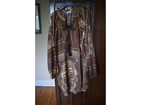 Women's boho tunic