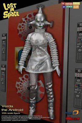 Lost In Space Verda The Android 1/6 Scale Figure LIMITED EDITION 031ER06