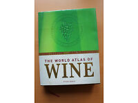 The World Atlas of Wine (Hugh Johnson & Jancis Robinson)