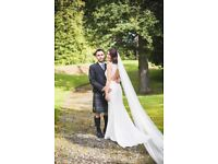 HIGH QUALITY WEDDING VEIL ONLY £99.00 *RRP £250* EXCELLENT CONDITION