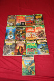 1980s Fighting Fantasy collection