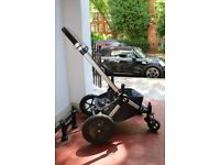 Bugaboo Cameleon 2 Travel System (Sand & Charcoal)