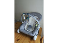 Baby bouncer in excellent condition