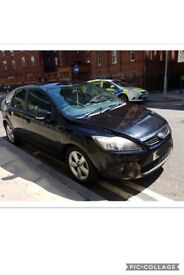 2010 FORD FOCUS 1.6 ZETEC M.O.T 2019 VERY SMOOTH DRIVES GOOD (QUICK BARGAIN)