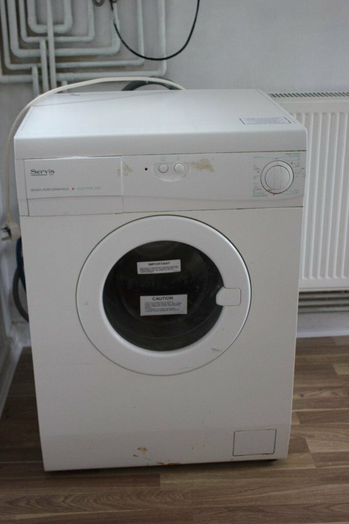 Servis washing machine. Delivery possiblein CardiffGumtree - Servis washing machine has not been used very much. In excellent working order. Can deliver