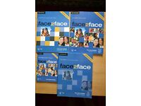 face2face Pre-intermediate set Second edition