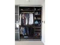 Ikea Pax Wardrobes with sliding doors