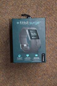 Fitbit Surge (Small) - Brand new - still in box £150