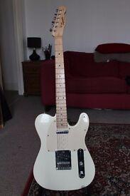 Fender Squier Telecaster Affinity Series Cream