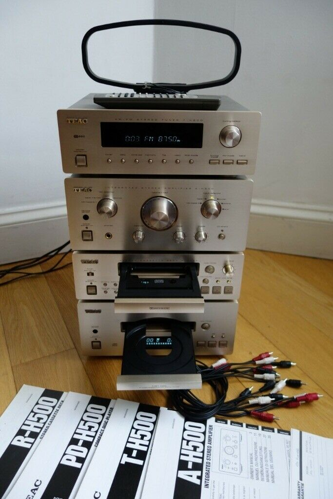 TEAC HiFi | in Edinburgh City Centre, Edinburgh | Gumtree