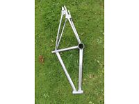 RALEIGH BURNER FRAME Original MKII Frame ready to be powder coated/sprayed LOTS OF PHOTOS