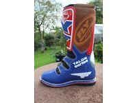 FLY Racing, USA. Motocross Boots. Size 10/11 Brand New, Unworn !!