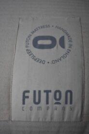 Double mattress hand made by Futon Company