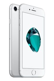 Apple iPhone 7, Silver, Brand New