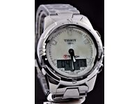 Tissot T-Touch 2 Diamond(CERTIFICATE) Brand New- 23 Months Factory Warranty.RRP£890
