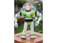 Buzz Lightyear - Interactive Action Toy