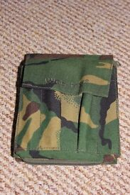 Army Cadet Web-Tex A6 Notebook Holder Multicam Map Holder Id Holder Airsoft Army