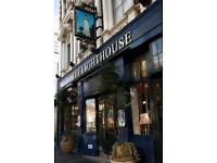 Earn circa £500 as full-time Sous Chef in Battersea Gastro Pub