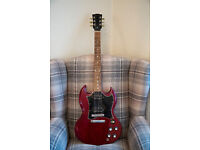 2005 Gibson SG Special - Wine Red Nitro Finish