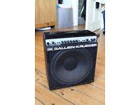 Gallien Krueger MB 150E 112 microbass amp