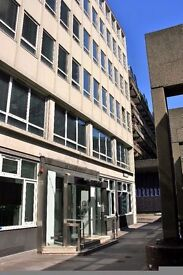 Office space in London EC2Y for 1 - 100 people | From £130 per person p/w - No Agency Fees