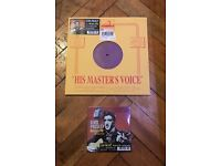 "Elvis Presley limited edition 10"" vinyl and cd"