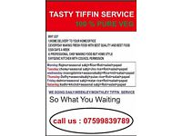 TASTY INDIAN VEG TIFFIN SERVICE ( HOME DELIVERY / OFFICE)