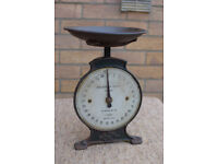 French style balance scales, no weights or pan