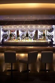 Full Time Bar staff needed at C&B Lime Street £8-£10 p/h incl. service charge