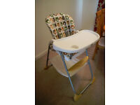 Joie Mimzy Snacker Child's Highchair