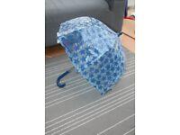 Mothercare Blue Umbrella BNWT