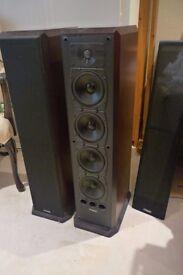Pair of Mission 753 Floorstanding speakers