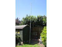 Television Aerial Mast
