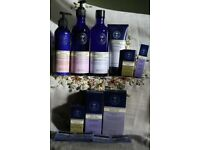 New Neal's Yard Organic Beauty Product with Free Book