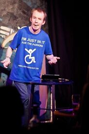 Personal assistant/carer needed to help disabled comedian on trips/travel away