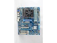 Gigabyte GA-880GA-UD3H AMD Motherboard; AM3 Socket; DDR3