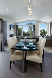 **Modern/luxurious holiday home for sale on 5 star owners exclusive park**
