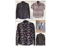 Men's Shirts Trousers/Waistcoat size S small