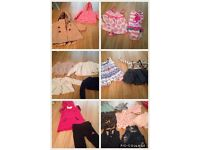 Bundle of girls clothes 6-9 months