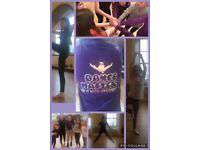 Dance classes P1-S4