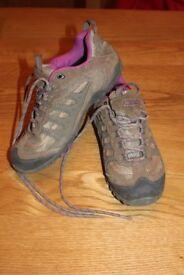 WOMEN'S WALKING SHOES/BOOTS SIZE 5 UK 38 EUR