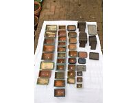 Bonsai Pots Used but in very good condition