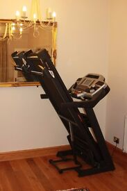Sole F63 folding treadmill 'Best in class' 1 year old Superb condition. £500 (£1149 new)